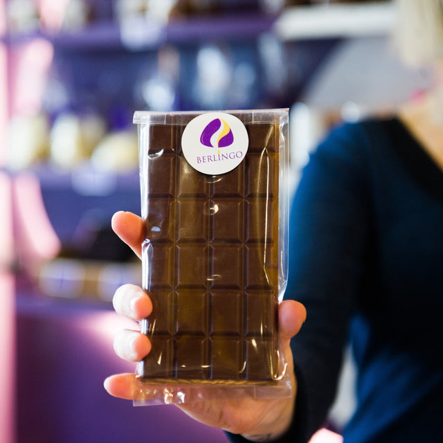 Only the best chocolate for our customers in Calgary made from real ingredients. Gluten free, nut free & vegan