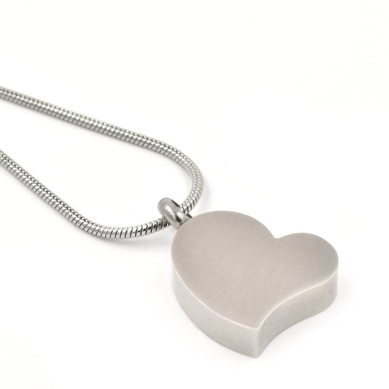 Grandma In My Heart - Urn Necklace