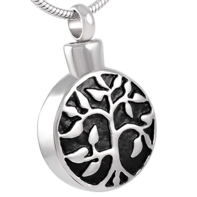 Tree Of Life - Urn Necklace