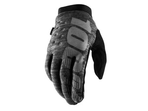100% Brisker Cold Weather Glove - The Lost Co. - 100% - 10016-007-10 - 841269130929 - Heather Grey - Small