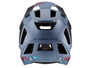 100% Trajecta Helmet - The Lost Co. - 100% - 80020-182-10 - 841269141901 - Small - Slate Blue