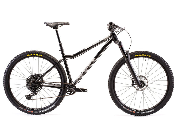 2020 Chromag Rootdown Complete Bike - 27.5+ - The Lost Co. - Chromag - 301-058-24 - Small - Shadow (Black)