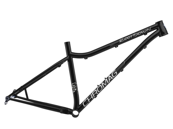 2020 Chromag Rootdown Frame - The Lost Co. - Chromag - 201-048-61 - 826974026866 - Small - Chrome Black
