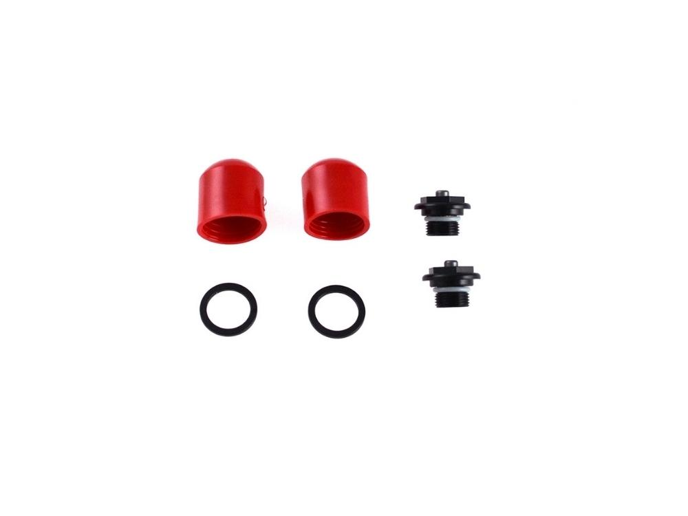 2021 Fox Lower Leg Pressure Release Button - The Lost Co. - Fox Racing Shox - 820-09-067-KIT - 821973395104 - Default Title -