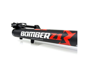 "2021 Marzocchi Bomber Z1 - 27.5"" - Gloss Red - The Lost Co. - Marzocchi - 912-01-052-140 - 140mm -"