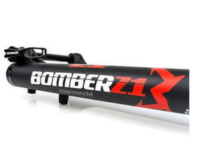 "2021 Marzocchi Bomber Z1 - 29"" - Gloss Red - The Lost Co. - Marzocchi - 912-01-040-140 - 140mm -"