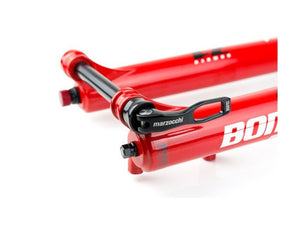 "2021 Marzocchi Bomber Z1 Coil - 29"" - Gloss Red - The Lost Co. - Marzocchi - 912-01-097-150 - 150mm -"