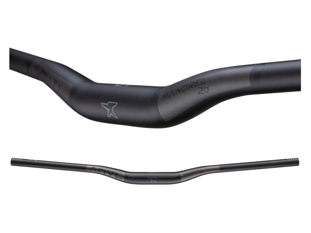 ANVL Mandrel V2 Handlebar - The Lost Co. - ANVL - 03.18.24.2001 - 43288897 - 20mm - Stealth Black