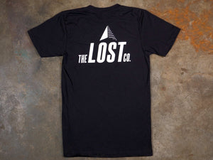 Black Stoke Tee - The Lost Co. - The Lost Co - STOKETEEBLK-XS - 54087745 - XS -