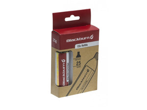 Blackburn Threaded CO2 Cartridges - 3-pack - The Lost Co. - Blackburn - 7085444 - 768686058370 - 25g -