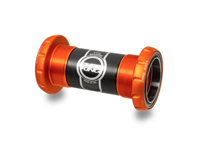 Chris King ThreadFit 30 Bottom Bracket - The Lost Co. - Chris King - FW0811 - 841529081138 - Matte Mango -