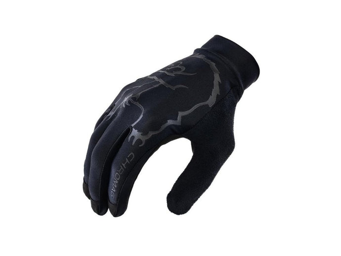 Chromag Habit Glove - The Lost Co. - Chromag - 168-01-01 - 826974024336 - Black - X-Small