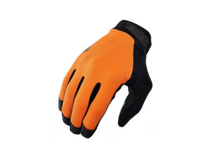 Chromag Tact Glove - The Lost Co. - Chromag - 168-02-02 - 826974024480 - Burnt Orange/Black - X-Small