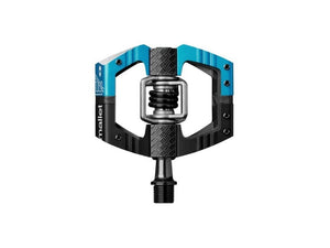 Crank Brothers Mallet E - Long Spindle - The Lost Co. - Crank Brothers - 16080 - 641300160805 - Black & Blue -