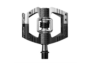 Crank Brothers Mallet E - Long Spindle - The Lost Co. - Crank Brothers - 16247 - 641300162472 - Black & Silver -