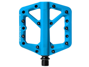 Crank Brothers Stamp 1 Pedals - The Lost Co. - Crank Brothers - 16269 - 641300162694 - Blue - Large