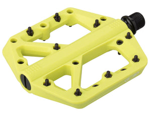 Crank Brothers Stamp 1 Pedals - The Lost Co. - Crank Brothers - 16389 - 641300163899 - Citron - Large