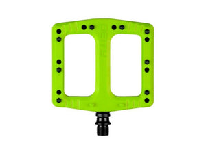 Deity Deftrap Pedals - The Lost Co. - Deity - 26-DF TRP-GN - 817180024630 - Green -