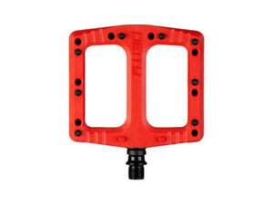 Deity Deftrap Pedals - The Lost Co. - Deity - 26-DF TRP-RD - 817180024623 - Red -