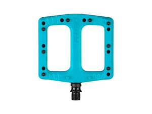 Deity Deftrap Pedals - The Lost Co. - Deity - 26-DF TRP-TQ - 817180024661 - Turquoise -