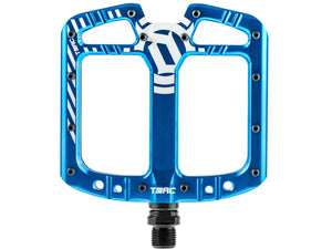 Deity TMAC Pedals - The Lost Co. - Deity - 26-TMAC-BLU - 817180020472 - Blue - diety