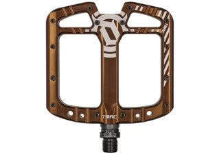 Deity TMAC Pedals - The Lost Co. - Deity - 26-TMAC-BZ - 817180023824 - Bronze -