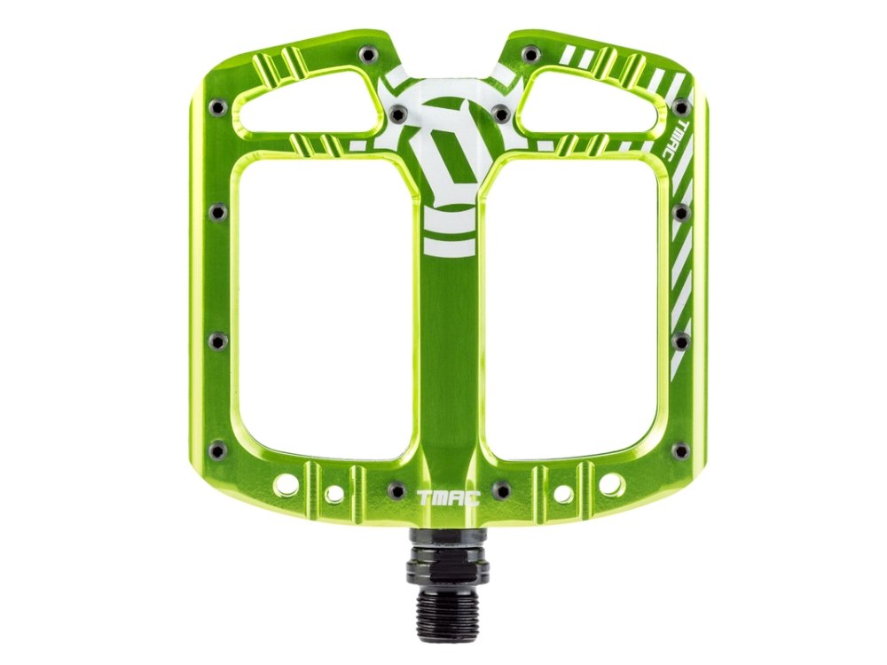 Deity TMAC Pedals - The Lost Co. - Deity - 26-TMAC-GRN - 817180020465 - Green -