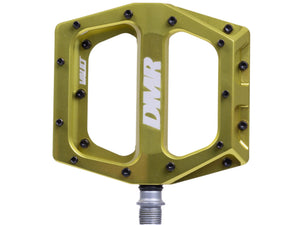 DMR Vault Pedals - The Lost Co. - DMR - DMR-VAULT-LL2 - 5055308118662 - Lemon Lime -