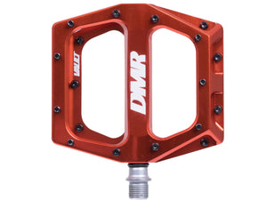DMR Vault Pedals - The Lost Co. - DMR - DMR-VAULT-O2 - 5055308118693 - Copper Orange -