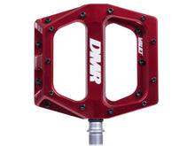 Load image into Gallery viewer, DMR Vault Pedals - The Lost Co. - DMR - DMR-VAULT-R2 - 5055308118679 - Deep Red -
