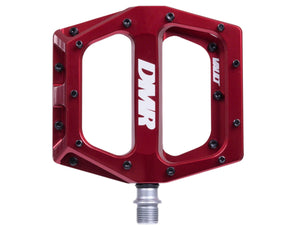 DMR Vault Pedals - The Lost Co. - DMR - DMR-VAULT-R2 - 5055308118679 - Deep Red -