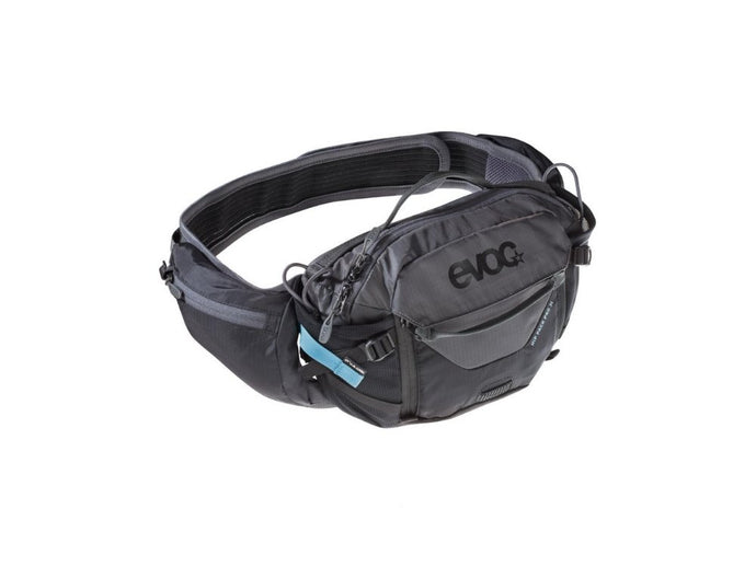EVOC Hip Pack Pro 3L - The Lost Co. - EVOC - 102503120 - Black/Carbon Grey -