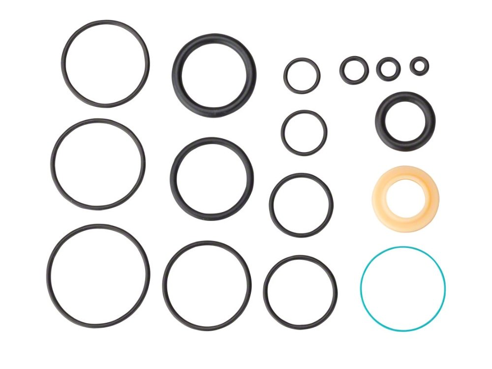 FOX DHX, Vanilla R and Vanilla RC Rebuild Kit - The Lost Co. - Fox Racing Shox - 803-00-122 - 611056143650 - Default Title -