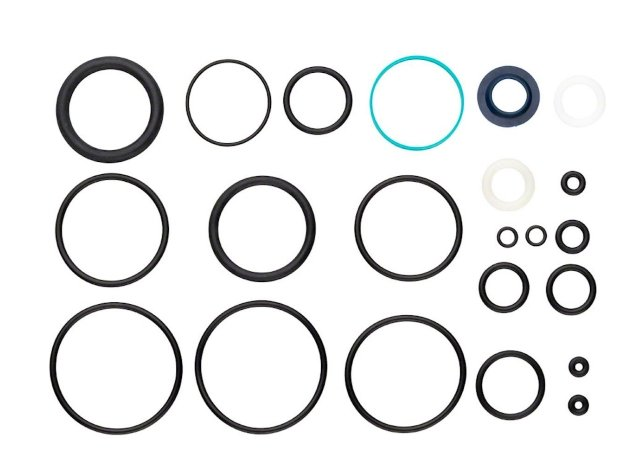 Fox DHX2 Damper Rebuild Kit - The Lost Co. - Fox Shox - 803-00-950 - 611056143766 - 2020 and Prior -