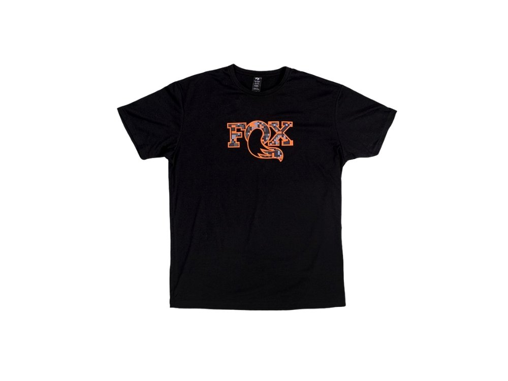 Fox Digicam T-Shirt - The Lost Co. - Fox Racing Shox - FXCA912004 - 821973356754 - Large - Black