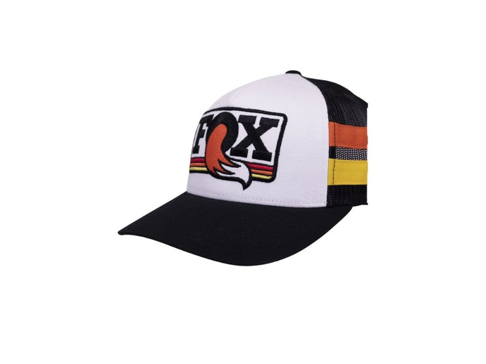 Fox Heritage Trucker Hat - The Lost Co. - Fox Racing Shox - fxcb040000 - 821973379593 - Default Title -