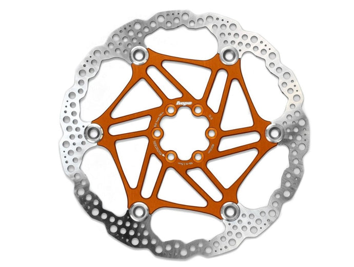 Hope Floating Rotor - The Lost Co. - Hope - HBSP3301606FC - 5056033417990 - 160mm - Orange