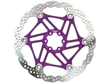Load image into Gallery viewer, Hope Floating Rotor - The Lost Co. - Hope - HBSP3301606FPU - 5056033418003 - 160mm - Purple
