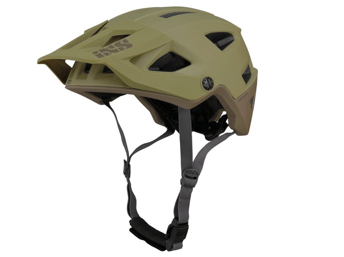 IXS Trigger AM Helmet - The Lost Co. - iXS - 470-510-9110-803-SM - 7613017969128 - S/M (54-58cm) - Camel