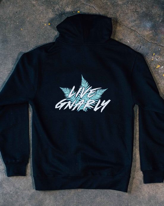 Live Gnarly Hoodie V2 - The Lost Co. - The Lost Co - LGH-XS-1 - 10267748 - XS -