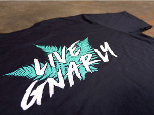 Live Gnarly Tee - The Lost Co. - The Lost Co - LIVGNRTEE-XS - 20314945 - X-Small -