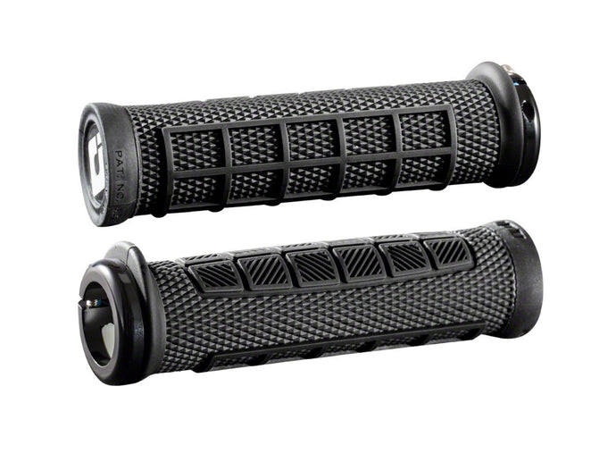 ODI Elite Pro Lock-On Grips - The Lost Co. - ODI - D33EPB-B - 711484180668 - Black -