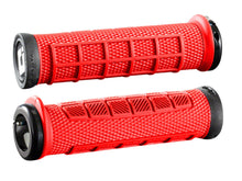 Load image into Gallery viewer, ODI Elite Pro Lock-On Grips - The Lost Co. - ODI - D33EPBR-B - 711484180651 - Red -