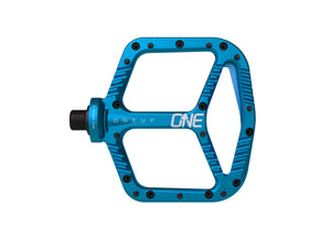 OneUp Components Aluminum Pedals - The Lost Co. - OneUp Components - 1C0380BLU - 027462821943 - Blue -