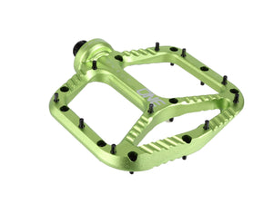 OneUp Components Aluminum Pedals - The Lost Co. - OneUp Components - 1C0380GRN - 018262821943 - Green -