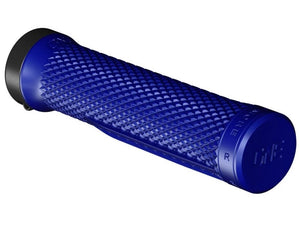 OneUp Components Lock-On Grips - The Lost Co. - OneUp Components - 1C0623BLU - 036662821943 - Blue -