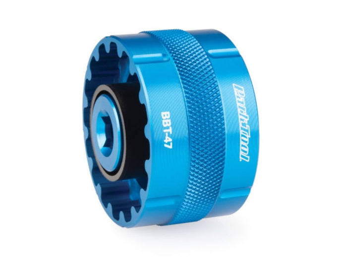 Park Tool BBT-47 Bottom Bracket Tool 16 Notch 52.2mm, 12 Notch 50.4mm - The Lost Co. - Park Tool - BBT-47 - 763477001153 - -
