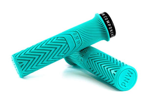 PNW Components Loam Grips - The Lost Co. - PNW Components - LGA25TB - 850005672470 - Seafoam Teal -
