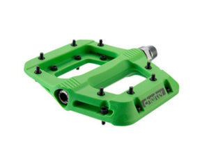 Race Face Chester Composite Pedals - The Lost Co. - RaceFace - PD20CHEGRN - 821973353579 - Green -