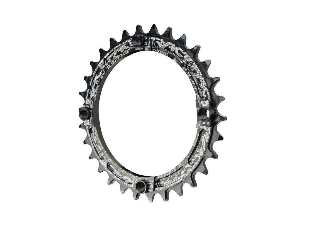 Race Face Narrow Wide Chainring 104BCD 30t Black - The Lost Co. - RaceFace - RNW104X30BLK - 821973329857 - Default Title -
